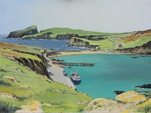 fair isle harbour web